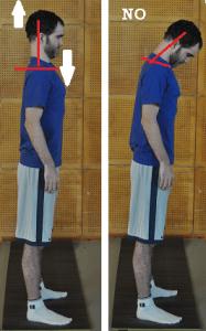 ejercicio 1 de estiramiento para la columna