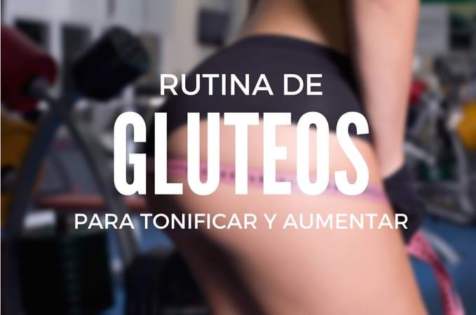 Rutina de Gluteos Para Tonificar y Aumentar tu Trasero