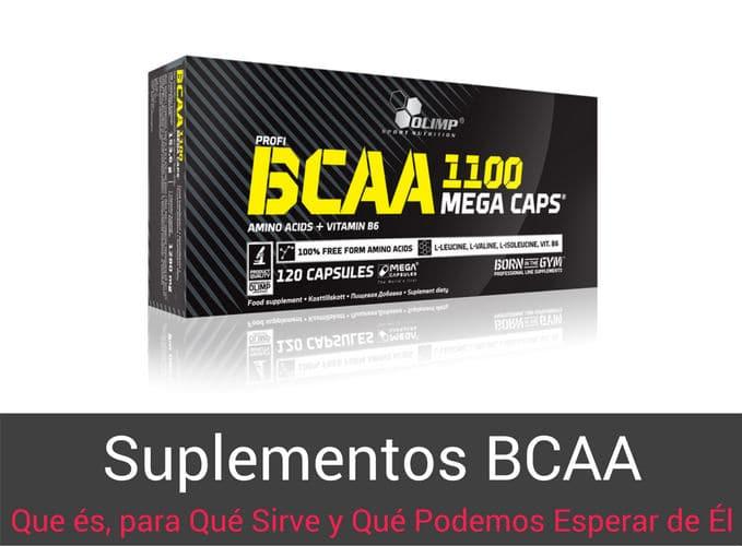 Suplementos-BCAA