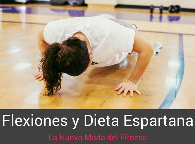 Flexiones-Dieta-Espartana