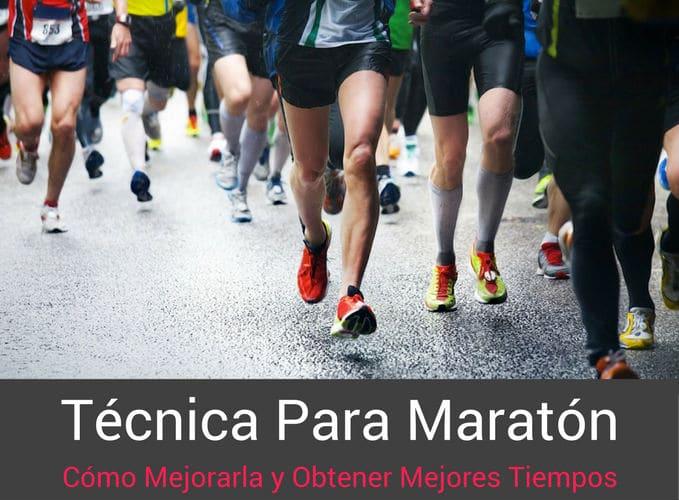 Tecnica Para Maraton