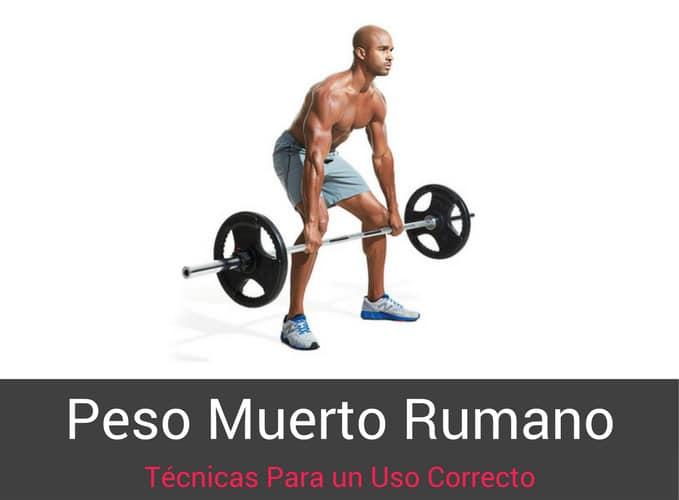 Como Hacer Peso Muerto Rumano