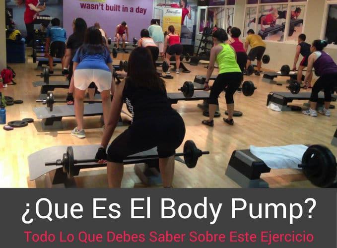 Que Es el Body Pump