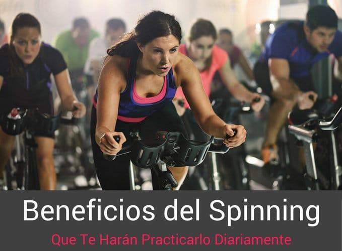 Beneficios del Spinning