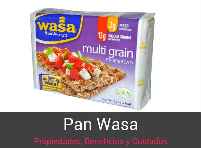 Pan Wasa Propiedades y Beneficios